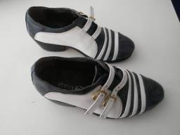 Sapato Salto Carrapeta