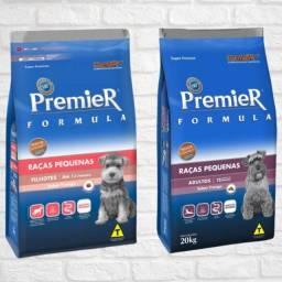Ração Premier de 15 e 20 KG para Cães