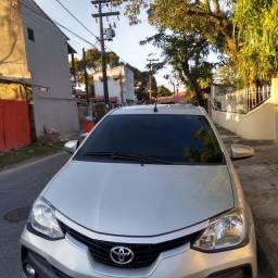 Título do anúncio: Toyota Etios 2018