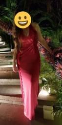 Vestido de Festa Vermelho G