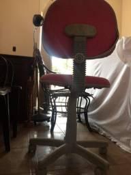 Título do anúncio: Cadeira giratoria