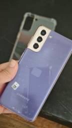 Samsung S21 Violeta