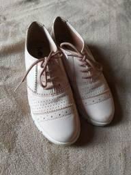 Sapato oxford verniz