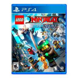Jogo Lego Ninjago - O Filme - PS4 - Mídia Física - Original - Lacrado