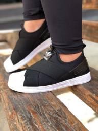 Título do anúncio: Adidas slip on