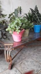 Mesa de centro ou jardim