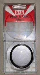 Filtros diversos para lentes DSLR