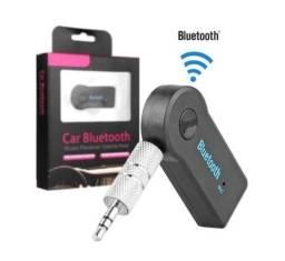 Adaptador Receptor Bluetooth Usb Musica P2 Chamada Som Carro - 8269