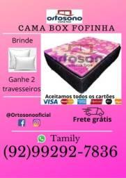 Cama Box Fofinha D28 Entrega Grátis