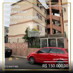 Apartamento 4 Cômodos Cohab 2 - Ao lado da Padaria Ibérica .