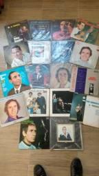 18 discos de vinil