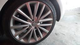 Vendo aros,rodas 17 com pneus novos 2500$