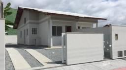 Casa 2 quartos, Aririu, Palhoça. Entrega setembro/2018