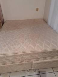 Vendo cama box queem