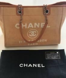 Bolsa Chanel Deauville ORIGINAL R$ 300,00