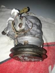 Compressor de ar condicionado automotivo