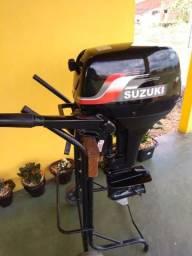 Motor de barco suzuki 15 hp top - 2005