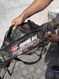 Bolsa para pesca