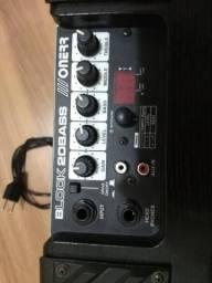 Amplificador Baixo Onerr Block 20 Bass