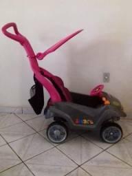 Carrinho de passeio Smart Baby Confort Bandeirante