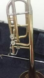 Trombone baixo weril Master