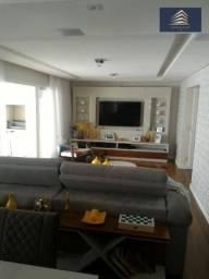 Apartamento no Condomínio Solon Fernandes, Vila Rosália, 137m², Estuda Permuta.