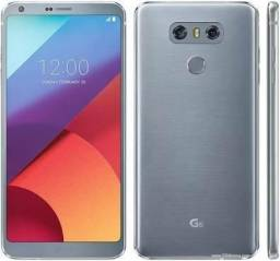 Lg G6 64gigas - aceito iphone 6s 64 gigas