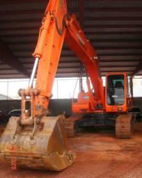 Escavadeira Hidráulica Dossan 2007/2008