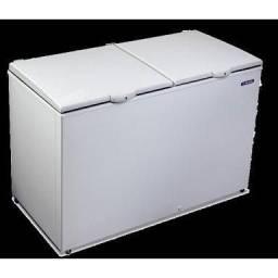 Vendo Freezer horizontal de 2 portas nunca usado