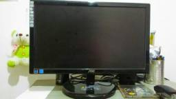 Mesa para computador + tela