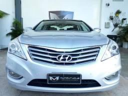 Hyundai Azera 3.0 Mpfi GLS V6 24V 2011/2012 Prata - 2012
