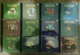 Enciclopédia Multimídia Seres Vivos - 12 cd's