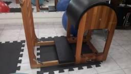 Equipamento pilates barrel