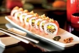 1439 Restaurante japonês, consagrado, no centro nobre de Florianópolis