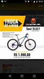 Bicicleta Soul SL327