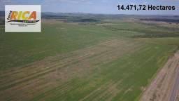 Fazenda no mun. de Ariquemes com 14.471,72 hectares -FA0005