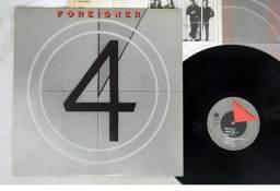 Foreigner 4 - LP Vinil - Japonês