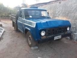 D10 -Diesel Carroceria Carrom Bom - 1984