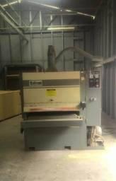 Lixadeira para madeira pouco uso solimag 1000 mm