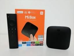 Xiaomi Mi Box Original-(Loja na Cohab)-Total Segurança na Sua Compra