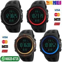 2af8896b0d8 Relógio Masculino Skmei 1251 Digital Esportivo Prova D´água
