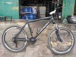 Bicicleta de aluminio Mônaco