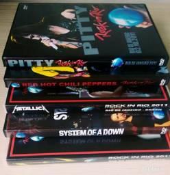 Rock in Rio 2011 - DVDs