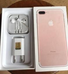 IPhone 7 Plus 128GB Ac Cartão