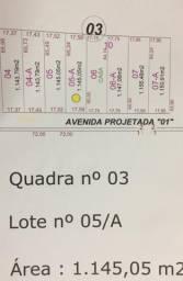 Terreno no Monterrey Arapongas aceito permuta S10/Ranger/Hilux