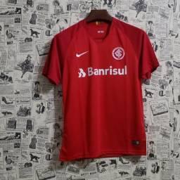 Camisa Internacional Vermelha temporada 2018 / 2019