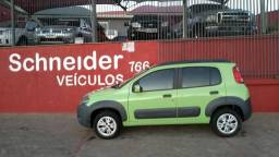 Fiat Uno Way Zerado - 2011
