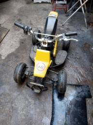 Mini quadriciclo 50cc 2t