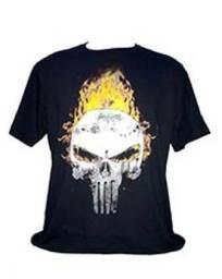 Camiseta Personalizada O Justiceiro Cor Preta Frete Gratis comprar usado  Salvador