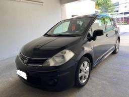 Nissan tiida 2013 sl 1.8 flex manual vistoriado 2020 muito novo